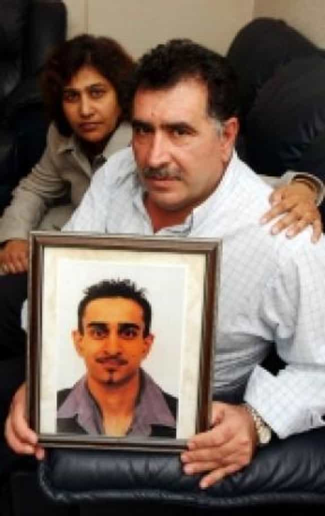 Arash Ghorbani-Zarin is listed (or ranked) 2 on the list Famous People Who Died of Honor Killing