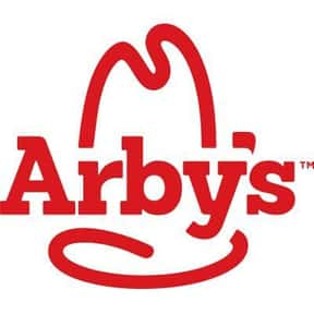 Arby's is listed (or ranked) 10 on the list The Best Fast Food Chains