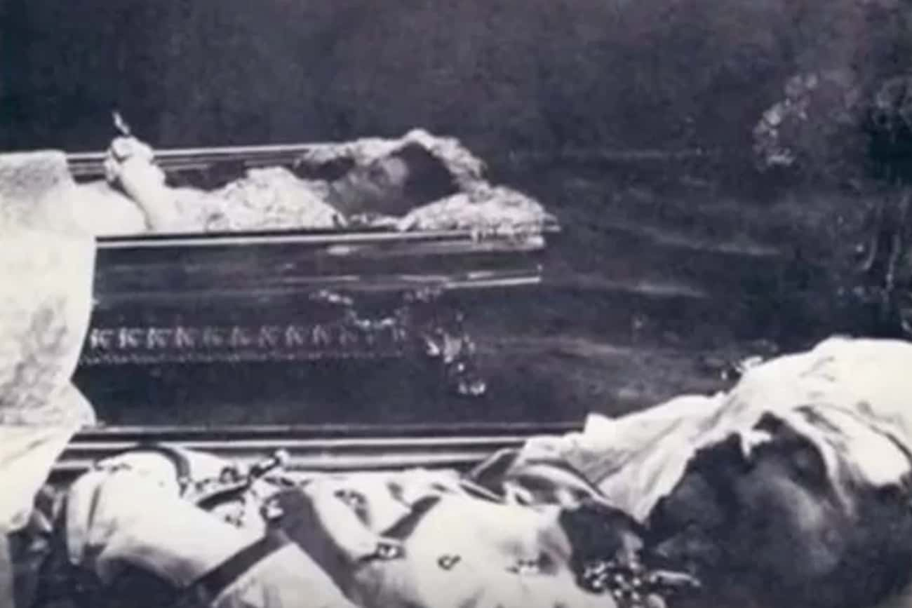 Archduke Franz Ferdinand of Au is listed (or ranked) 3 on the list Photos Of Historical Leaders Who Had Open Casket Funerals
