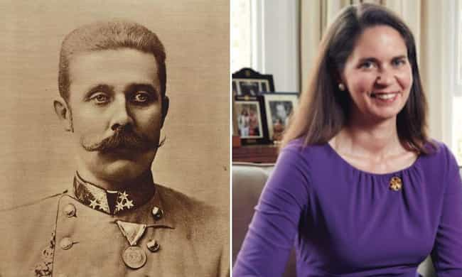 Archduke Franz Ferdinand of Au... is listed (or ranked) 3 on the list Here Are The Modern Descendants Of History's Most Famous Assassination Victims