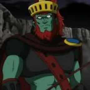 Archduke Gorgon is listed (or ranked) 12 on the list List of Mazinger Z Characters