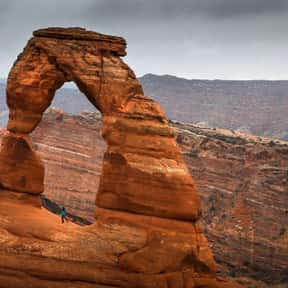 Arches National Park is listed (or ranked) 7 on the list The Best National Parks in the USA