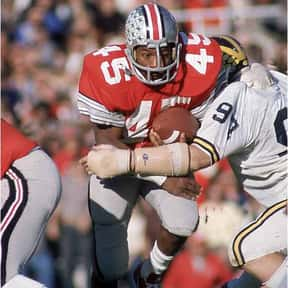 Archie Griffin is listed (or ranked) 3 on the list The Best Ohio State Buckeyes of All Time