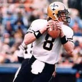 Archie Manning is listed (or ranked) 20 on the list The Best NFL Quarterbacks of the 1970s