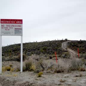 Area 51 is listed (or ranked) 2 on the list All The Things That Were A Thing In 2019, Ranked