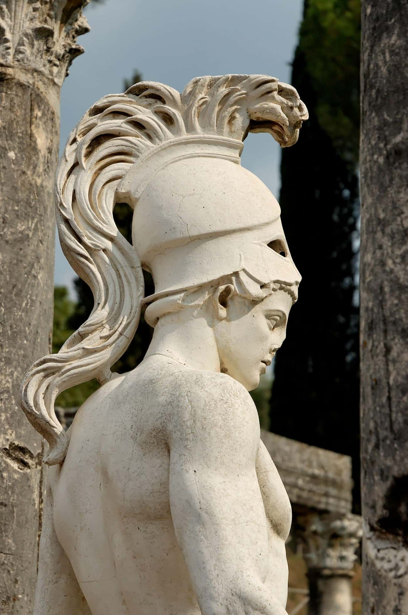 Aries (March 21–April 19): Ares, God Of War