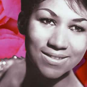 Aretha is listed (or ranked) 22 on the list The Most Iconic Celebrity First Names