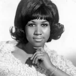 Aretha Franklin is listed (or ranked) 10 on the list The Greatest Singers of the Past 30 Years