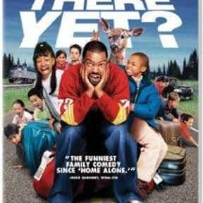 Are We There Yet is listed (or ranked) 7 on the list The Best Movies for Black Children, Ranked
