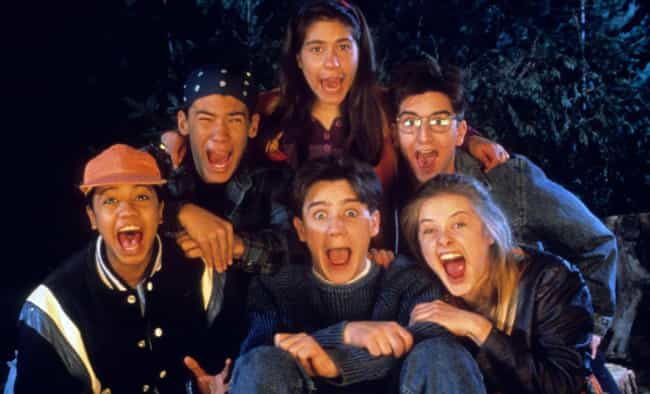 Are You Afraid of the Dark? is listed (or ranked) 3 on the list '90s Shows That Are Coming Back