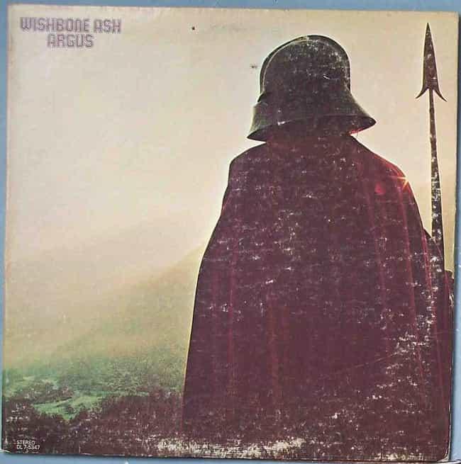 Argus (bonus disc)