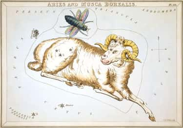 Aries (March 21 - April 19) is listed (or ranked) 1 on the list The Least Compatible Zodiac Signs