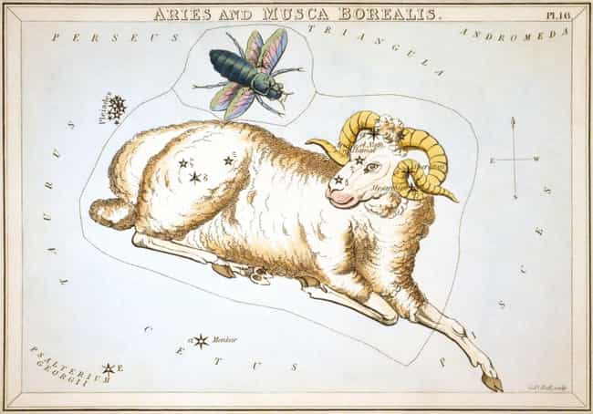 Aries (March 21 - April ... is listed (or ranked) 1 on the list The Least Compatible Zodiac Signs