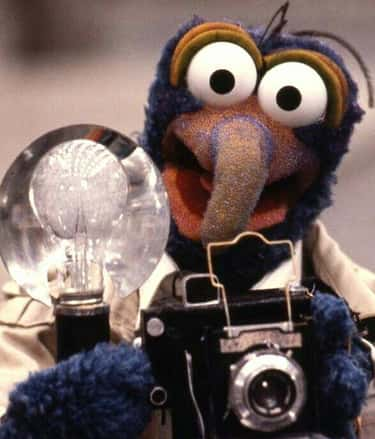 Aries (March 21 - April 19): Gonzo The Great