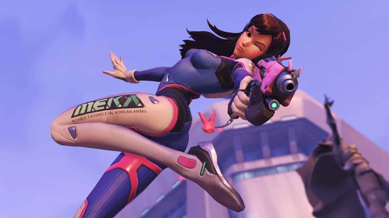 Aries (March 21 - April 19): D.Va
