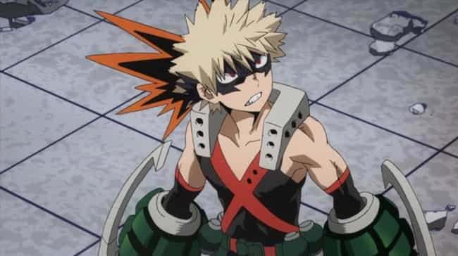 Aries (March 21 - April ... is listed (or ranked) 1 on the list Which 'My Hero Academia' Character Are You According To Your Zodiac Sign?
