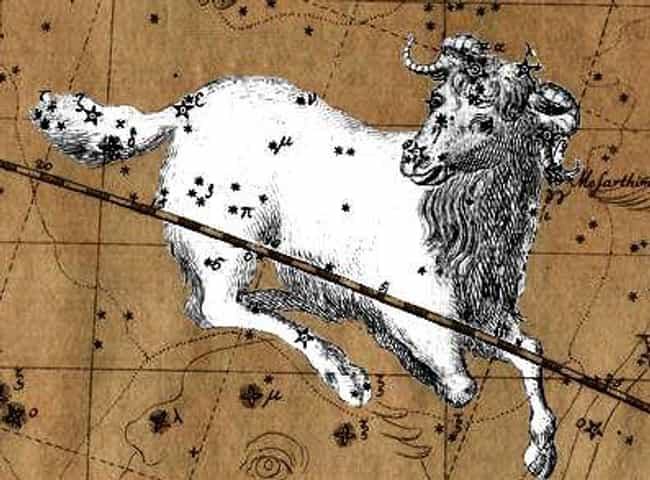 Aries (March 21 - April ... is listed (or ranked) 1 on the list Here's What The Black Moon Means For Your Zodiac Sign