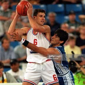 Arijan Komazec is listed (or ranked) 6 on the list Famous Basketball Players from Croatia