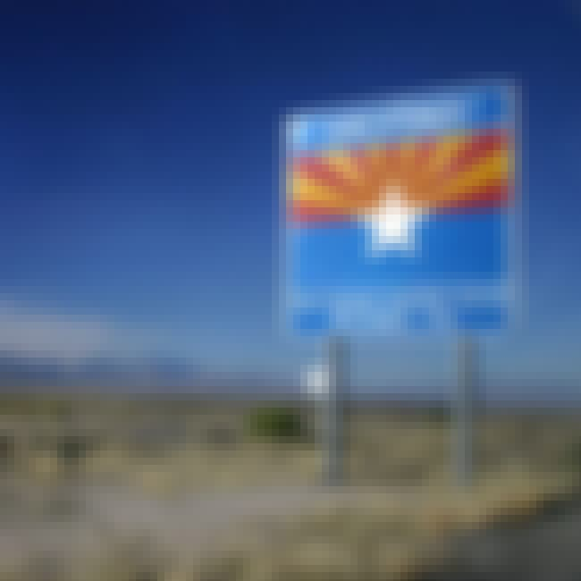Arizona is listed (or ranked) 3 on the list How Did Every US State Get Its Name?