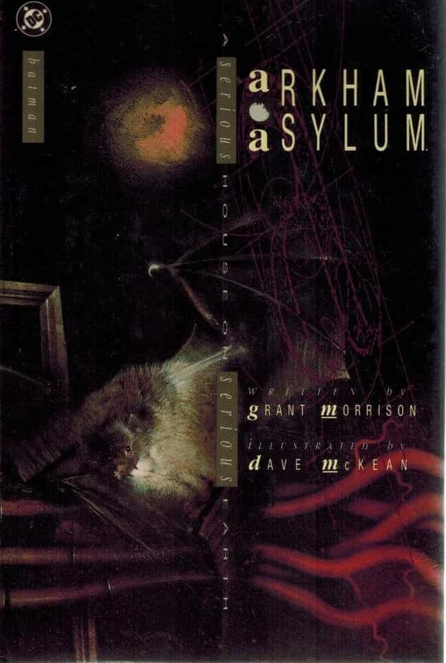 Arkham Asylum: A Serious House... is listed (or ranked) 3 on the list The Best Joker Storylines in Comics
