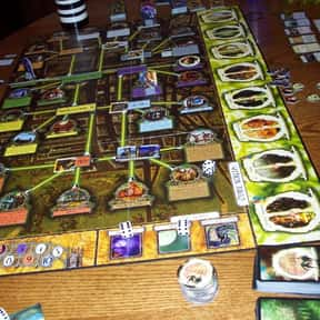 Arkham Horror is listed (or ranked) 22 on the list List of Board Games