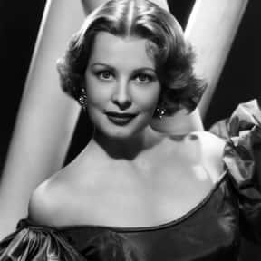 Arlene Dahl is listed (or ranked) 14 on the list Famous People From Minnesota