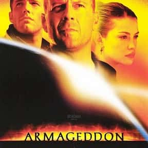 Armageddon is listed (or ranked) 6 on the list The Greatest Guilty Pleasure Action Movies