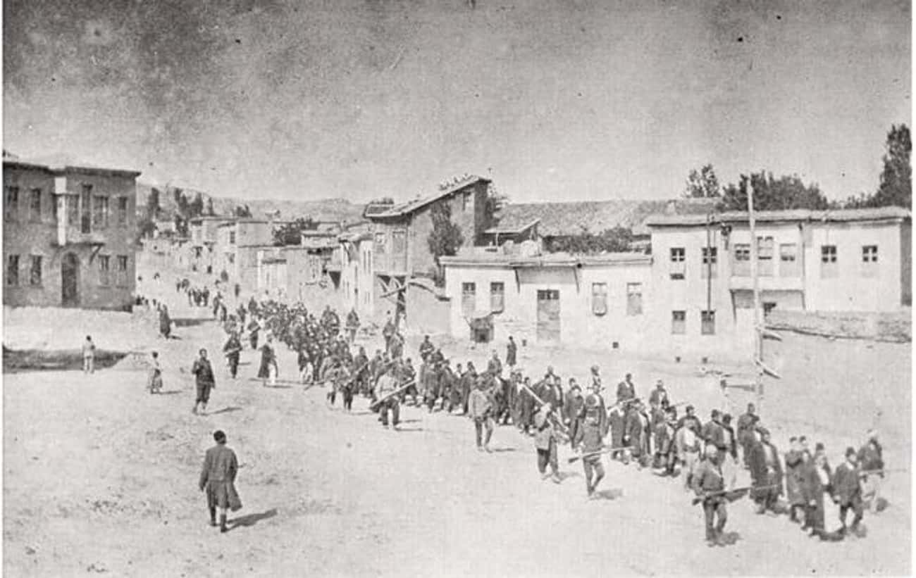 The Armenian Genocide is listed (or ranked) 1 on the list 14 Tragic Lesser-Known Genocides That Deserve To Be Remembered