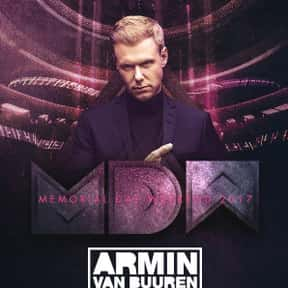 Armin van Buuren is listed (or ranked) 8 on the list The Best Las Vegas DJ Residencies Right Now
