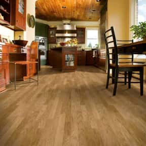 Armstrong World Industries Inc is listed (or ranked) 5 on the list The Best Laminate Flooring Brands