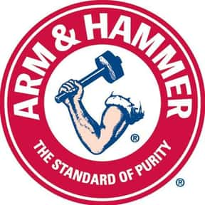 Arm & Hammer is listed (or ranked) 3 on the list The Best Laundry Detergent Brands