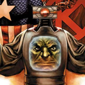 Arnim Zola is listed (or ranked) 5 on the list The Best Captain America Villains Ever