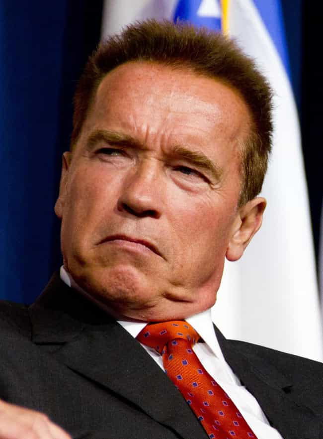 Arnold Schwarzenegger is listed (or ranked) 4 on the list Who Did These Eventually Famous Kids Grow Up To Be?