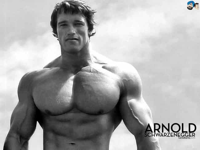 Arnold Schwarzenegger is listed (or ranked) 1 on the list 50+ Professional Athletes Turned Actors