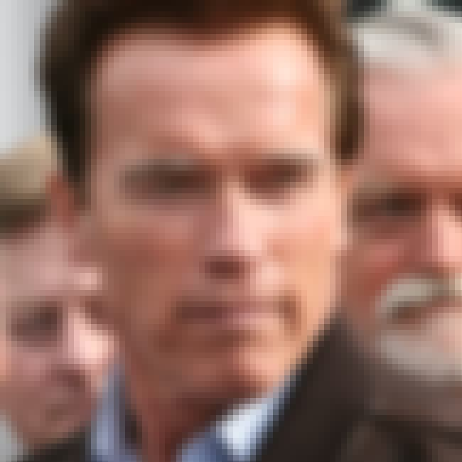 Arnold Schwarzenegger is listed (or ranked) 1 on the list Famous People Born in 1947