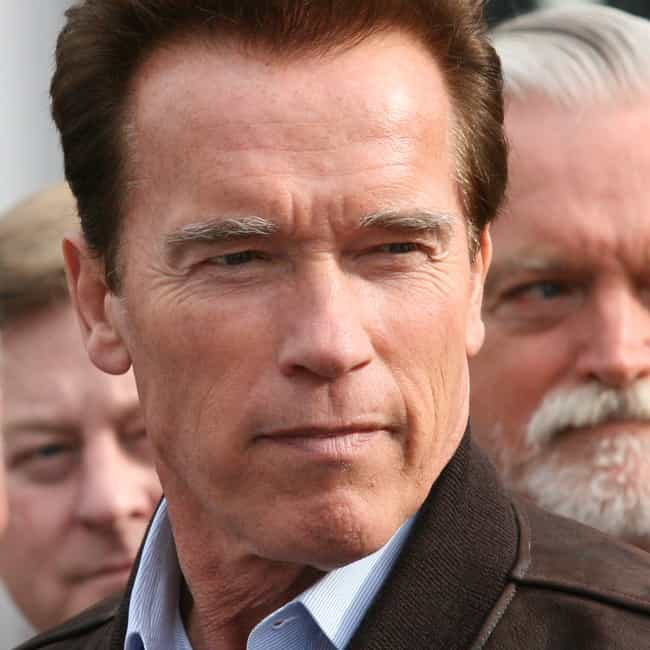 Arnold Schwarzenegger is listed (or ranked) 1 on the list List of Famous Disability rights activists