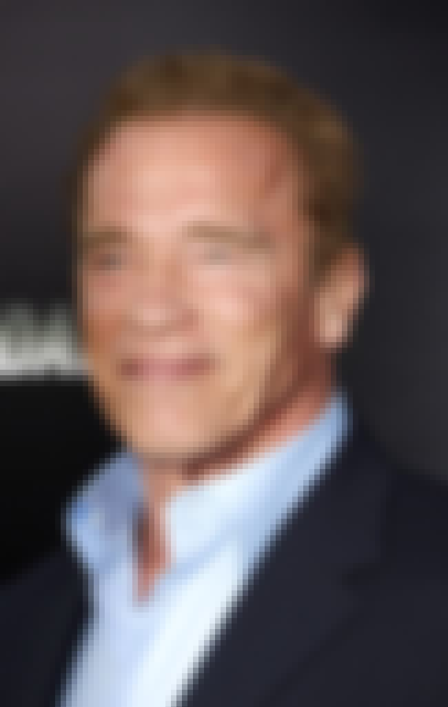 Arnold Schwarzenegger is listed (or ranked) 3 on the list Celebrities Who Hooked Up with Their Nannies