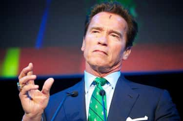 Arnold Schwarzenegger is listed (or ranked) 1 on the list 37 Famous INTJs