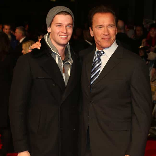 Arnold Schwarzenegger is listed (or ranked) 3 on the list Celebrity Parents Who Donated To Their Children's Colleges