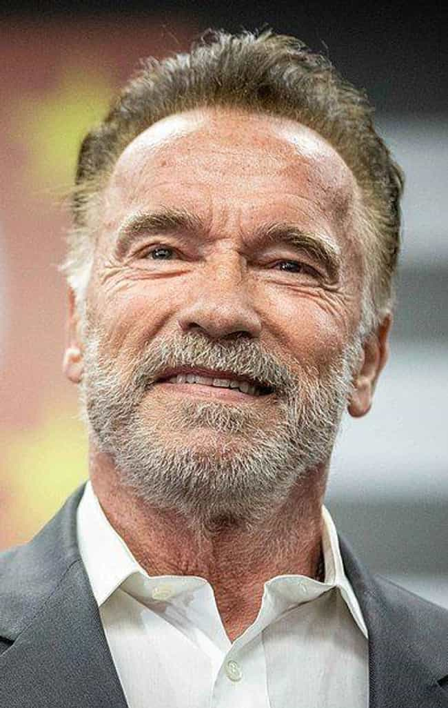 Arnold Schwarzenegger is listed (or ranked) 6 on the list Famous People Who Own Ferraris