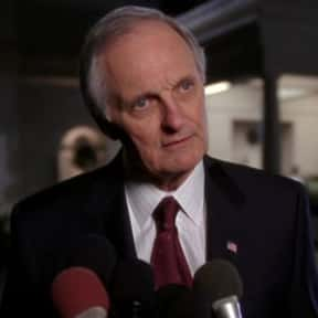 Arnold Vinick is listed (or ranked) 15 on the list Fictional Political Candidates You'd Cast Your Ballot For