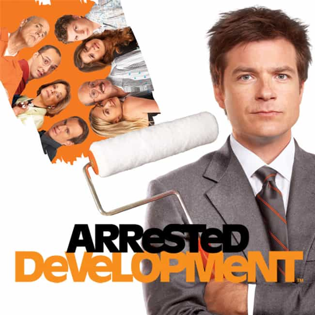 Arrested Development is listed (or ranked) 3 on the list The Best TV Shows With Therapy Scenes