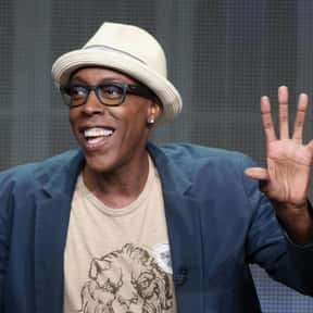 Arsenio Hall is listed (or ranked) 4 on the list Famous People Whose Last Name Is Hall