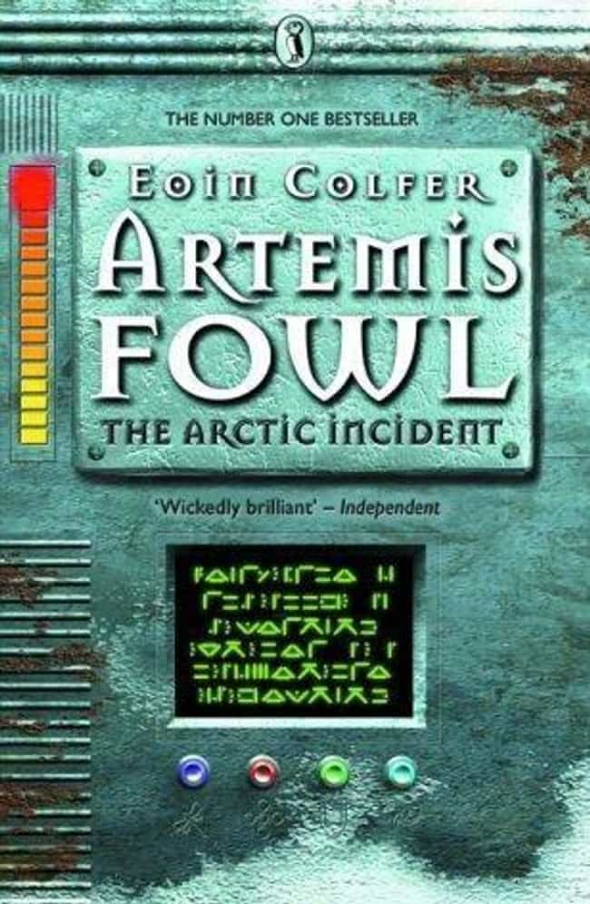 Artemis Fowl: The Arctic Incid... is listed (or ranked) 4 on the list All the Artemis Fowl Books, Ranked Best to Worst