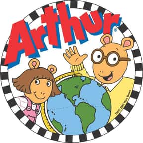 Arthur is listed (or ranked) 1 on the list The Best PBS Kids TV Shows Ever, Ranked
