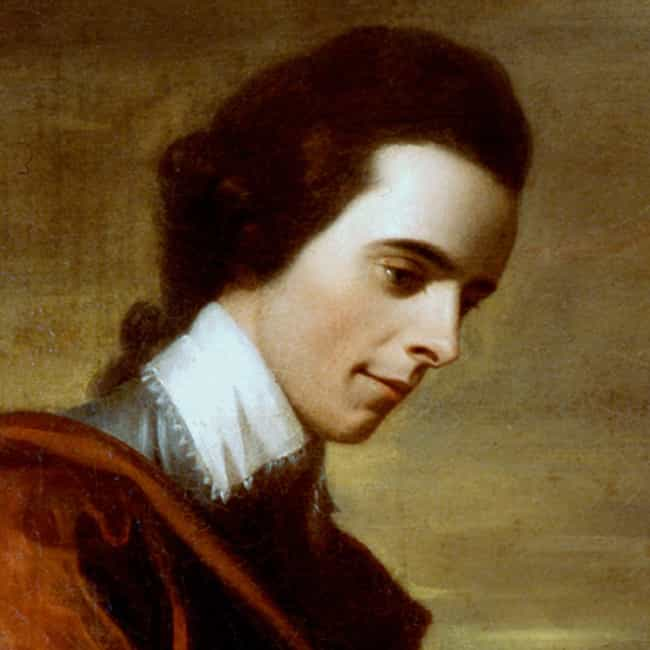 Arthur Middleton is listed (or ranked) 3 on the list The 50 Hottest Founding Fathers