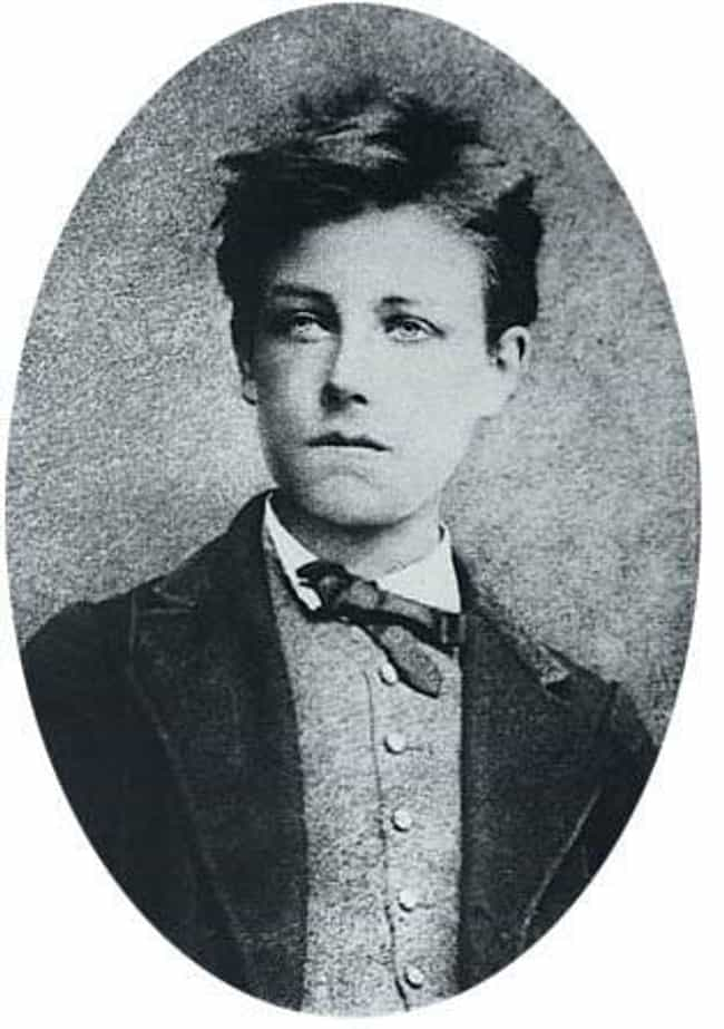 Arthur Rimbaud is listed (or ranked) 8 on the list The Hottest Dead Writers