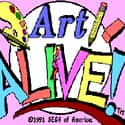 Art Alive! is listed (or ranked) 1 on the list List of Sega Educational Games