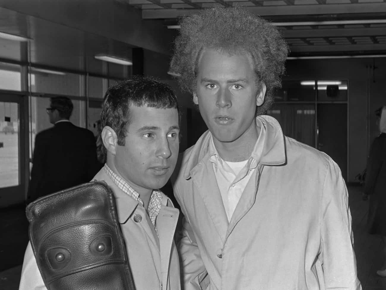 Paul Simon & Art Garfunkel is listed (or ranked) 3 on the list Celebrities Who Broke Up with Their BFFs