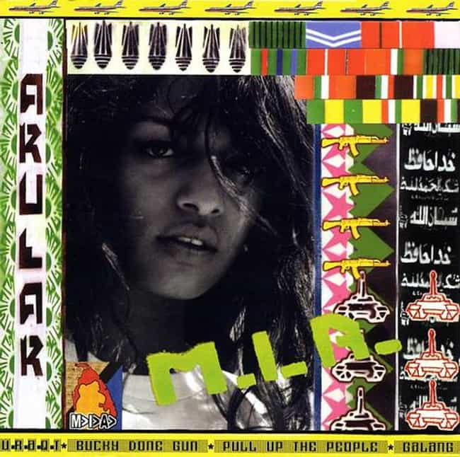 Arular is listed (or ranked) 4 on the list The Best M.I.A. Albums of All Time